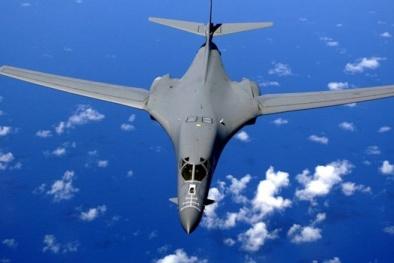 Mỹ điều động máy bay B-1 ngăn Trung Quốc 'khuấy sóng' Biển Đông