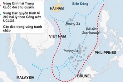 Học giả quân đội Trung Quốc đẩy mạnh thông điệp diều hâu sau phán quyết