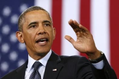 Lần đầu tiên Tổng thống Obama chính thức lên tiếng về phán quyết Biển Đông