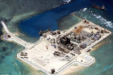 Siêu bão có thể 'xóa sổ' toàn bộ đảo nhân tạo của Trung Quốc ở Biển Đông?