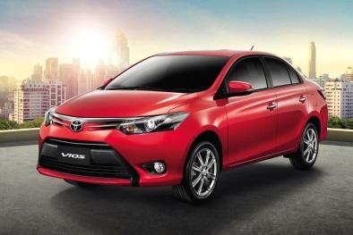 'Soi' chiếc Toyota Vios giá dưới 623 triệu đồng bán chạy số một tại Việt Nam