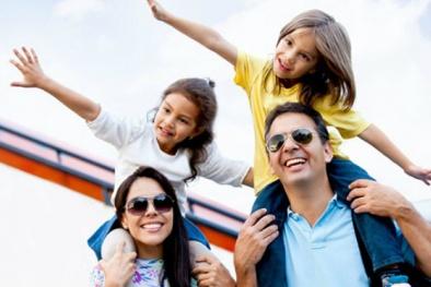 Những điểm đến lý tưởng khi đi du lịch gia đình