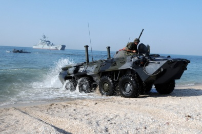 Uy lực 'ngựa thồ' BTR-80 Nga cấp cho lực lượng gìn giữ hoà bình LHQ