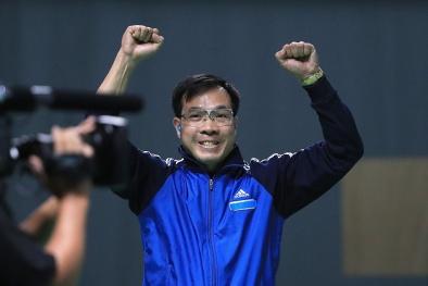 Giành HCV Olympic 2016, Hoàng Xuân Vinh nhận hơn 3 tỷ đồng tiền thưởng
