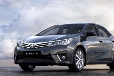 Chiếc xe đắt hàng nhất thế giới nửa đầu 2016 - Toyota Corolla có gì đặc biệt?