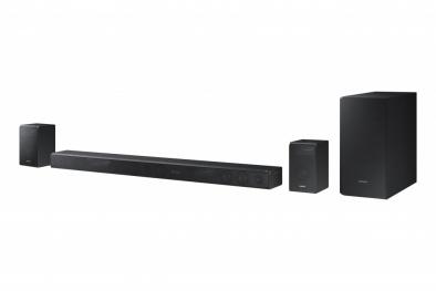 Loa gia đình đầu tiên sử dụng chuẩn âm thanh Dolby Atmos