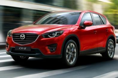 'Soi' chiếc xe Mazda CX-5 2016 đang được giảm giá 40 triệu tại Việt Nam