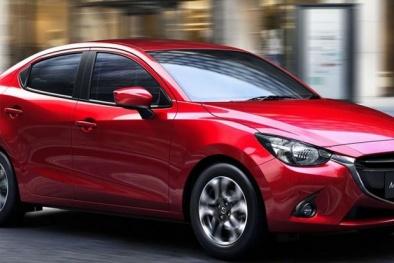 Cận cảnh chiếc xe Mazda 2 2016 đang được giảm giá 41 triệu tại Việt Nam