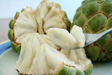 Những sai lầm nhiều người chưa biết khi ăn quả na