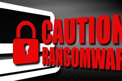 Mã độc Ransomware ngày càng lộng hành