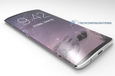 Thêm bằng chứng cho thấy iPhone 8 có màn hình cong, vỏ bằng kính