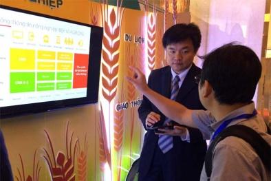 Tăng chất lượng nông nghiệp với ứng dụng công nghệ mới của Viettel