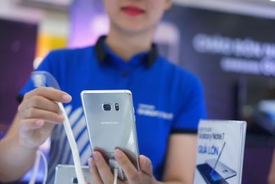 Hôm nay, Galaxy Note 7 chính thức bán ra tại Việt Nam