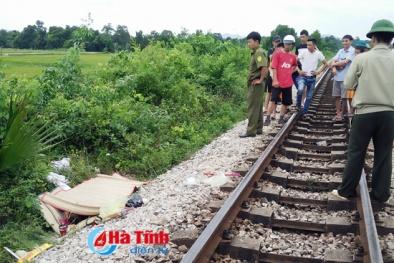 Nam thanh niên bị tàu hỏa đâm tử vong tại chỗ