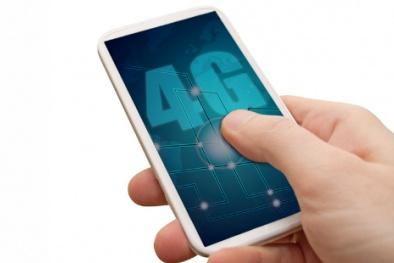 Smartphone 4G nở rộ ở Việt Nam