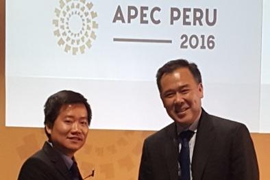 Việt Nam tham dự Hội nghị Tiêu chuẩn và Đánh giá sự phù hợp tại APEC PERU 2016