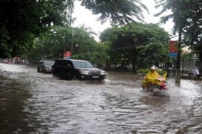 Dự báo thời tiết: Bắc Bộ tiếp tục có mưa to, cảnh báo nguy cơ sạt lở đất