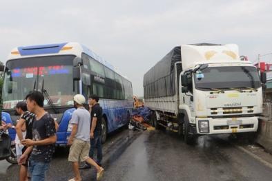 Bản tin tai nạn giao thông mới nhất 24h qua ngày 23/8/2016
