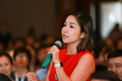 Ca sĩ Mỹ Linh: 'Muốn ăn thực phẩm sạch mà đòi rẻ là không bảo vệ người nông dân'
