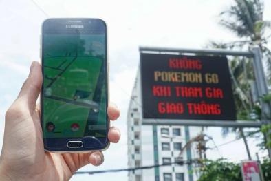 Hà Tĩnh: Công an huyện cấm nhân viên chơi Pokémon Go
