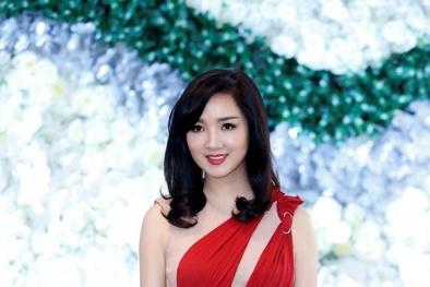 HH Giáng My nổi bật khi làm giám khảo HH Doanh nhân thế giới người Việt