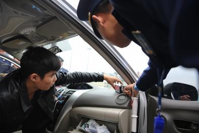 Kiên Giang: 744 phương tiện đo taximet được kiểm tra trong tháng 8