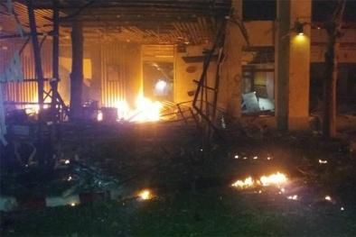 Thái Lan chấn động vì vụ nổ bom kép