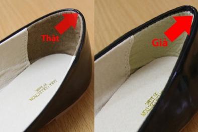 Cách phân biệt giày Zara thật - giả đơn giản nhất