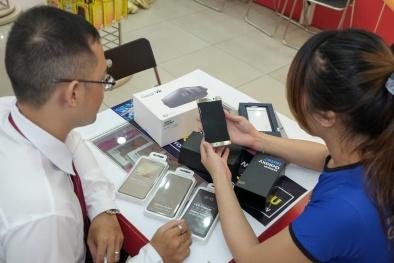 Samsung đang điều tra 'bệnh' của Galaxy Note7