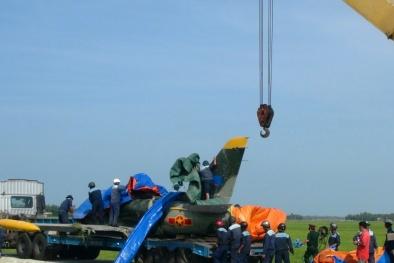 Vụ máy bay quân sự rơi ở Phú Yên: Tổ chức Lễ truy điệu phi công hy sinh vào hôm nay