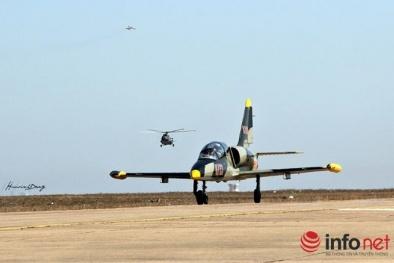 Vụ máy bay quân sự rơi ở Phú Yên: L-39 đã từng rơi 2 lần
