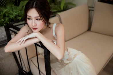 Hoa hậu Thu Thảo: 'Tôi từng sốc vì bị đồn dùng tiền tỷ mua giải'
