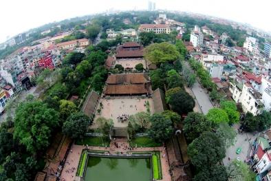 Nhiều điểm du lịch nổi tiếng của Hà Nội sẽ được dùng wifi miễn phí