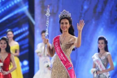 Người đẹp Ngoại Thương Đỗ Mỹ Linh đăng quang Hoa hậu Việt Nam 2016