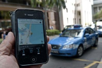 Trốn thuế, tài xế taxi Uber có thể bị truy phạt nặng