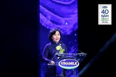 Forbes bình chọn Vinamilk trong số 50 công ty niêm yết hàng đầu châu Á