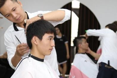 Ông chủ HKPhone 'bơm' tiền tỷ mở salon tóc