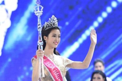 Tân Hoa hậu Việt Nam 2016 nhận 'mưa lời khen' sau đăng quang