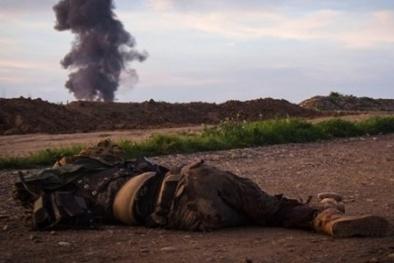 Chỉ huy cấp cao IS chết thảm trước quân đội Libya tại Sirte