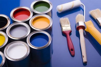 Nguy cơ nhiễm chì từ những sản phẩm sơn kém chất lượng