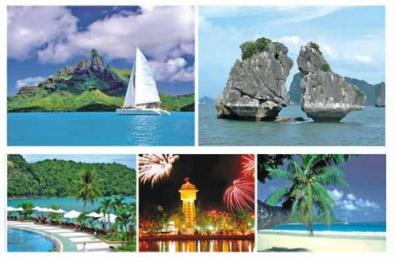 Cạnh tranh với Thái Lan, Việt Nam quyết tâm thúc đẩy ngành du lịch