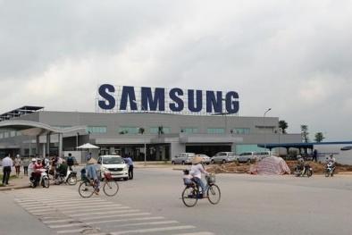 Samsung phản ứng thông tin công nhân Samsung Thái Nguyên chết vì nhiễm độc