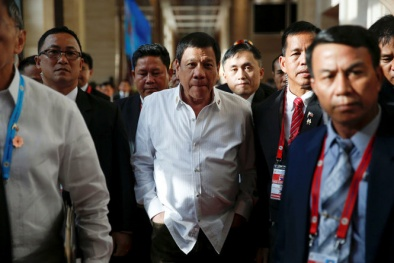 Tổng thống Philippines nhận lời mời, dự kiến sẽ sang thăm Việt Nam vào cuối 2016