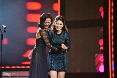 MC Ngọc Trinh: 'VTV không gian lận kết quả giải thưởng'