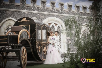 5 phim trường chụp ảnh cưới Sài Gòn đẹp lộng lẫy