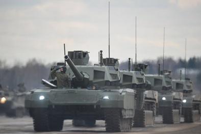 Top 8 vũ khí mạnh nhất của Nga khiến cả thế giới 'khiếp vía'