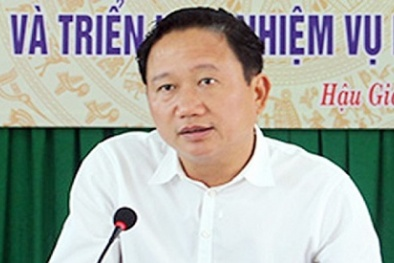 Ông Trịnh Xuân Thanh bỏ trốn, Bộ Công an phát lệnh truy nã quốc tế