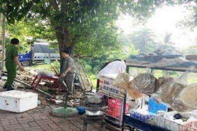 Điều tra, làm rõ vụ buôn lậu thuốc lá tại Long An