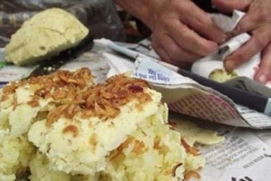 Hãy coi chừng khi lạm dụng giấy báo bọc đồ ăn