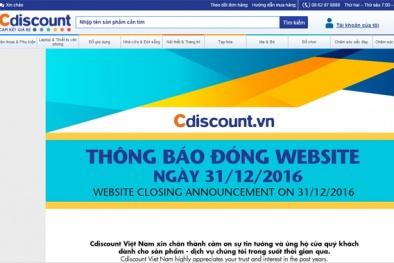 Big C sắp đóng cửa trang thương mại điện tử